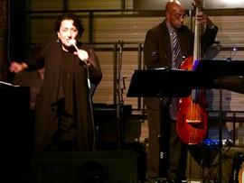Marla Lukofsky Quartet @120 Diner  Oct.15
