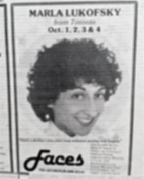 Vancouver's 'Faces' headlines Marla Luko
