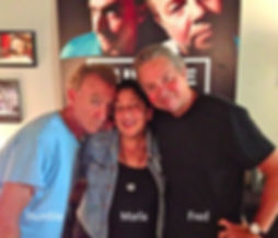 Humble & Fred SiriusXM Radio Show interv