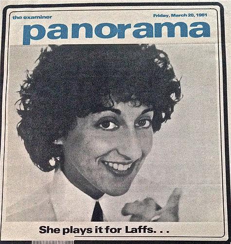 Barrie Examiner features Marla Lukofsky