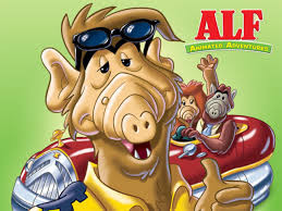 Marla Lukofsky does several voice for Alf Cartoon