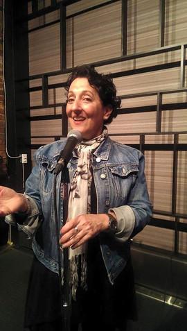 Marla Lukofsky Trio headlines July 3rd @ 120 Diner