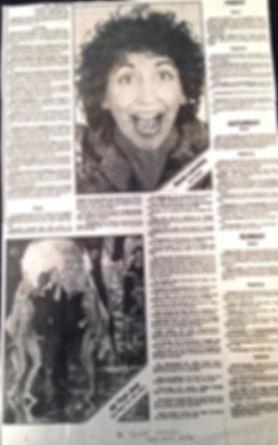 Montreal Gazette Marla Lukofsky headline