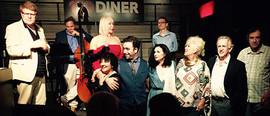 120 Diner Anniversary Lineup 2016