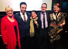 Marla Lukofsky featured in 'The June Christy Show' at 120 Diner w Ori Dagan, Pam Hyatt, , Richard Whiteman, Allison Young