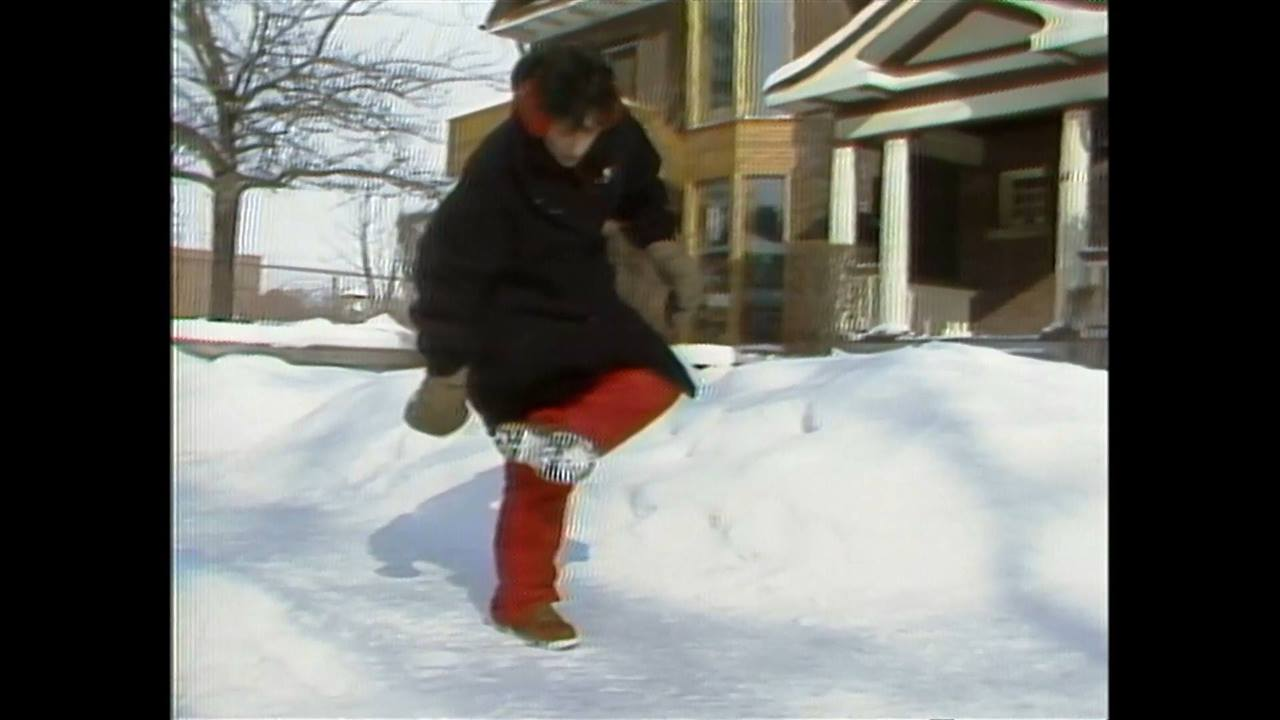 'Winter Tips' with Marla Lukofsky (CBC's Midday, 1985)