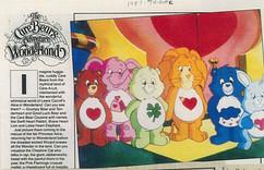 Care Bears in Tribute Magazine Care - Writeup