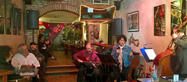 Marla Lukofsky's Quartet at Gate 403 May 8th