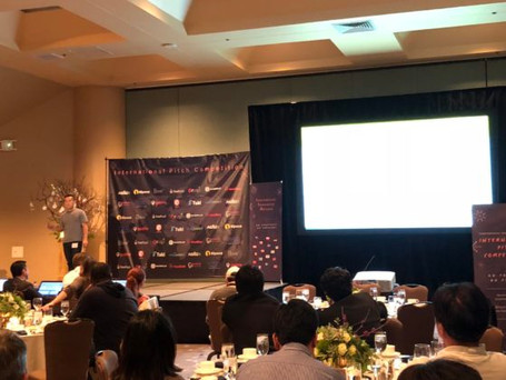 Alpaca (Japanese startup company) in the Pitch Competition