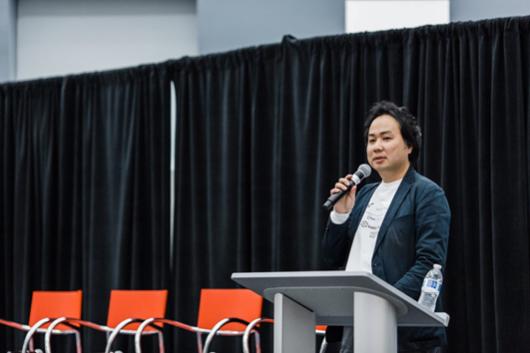 Opening Remarks by Shinnosuke Kamayama, Chief Representative of NEDO Silicon Valley