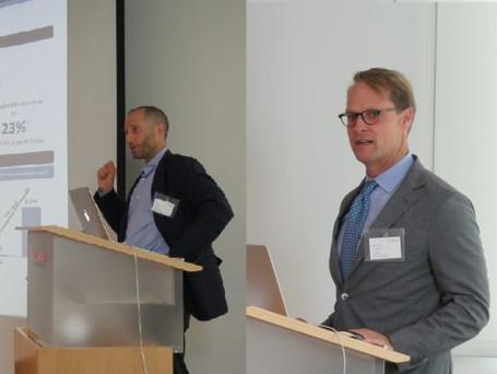 Alex Vitale, Managing Director, and Geoffrey Baldwin, Co – President and CEO of GCA Advisors LLC