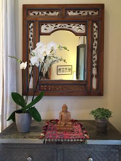 Altar in Master