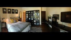 Black n White Room