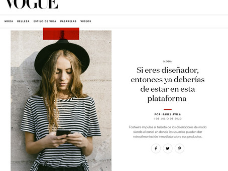 Retailers United Mentioned in Vogue Mexico