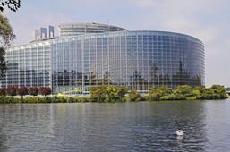 Bâtiment du Parlement européen à Strasbourg