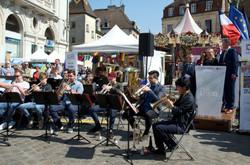 La Fête de l'Europe à Dijon