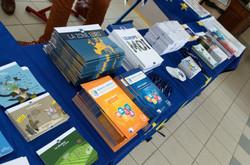 Un échantillon de la documentation mise à disposition dans chacun de nos centres !