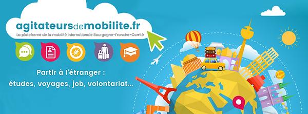 Partir à l'étranger, mobilité internationale en Bourgogne-Franche-Comté