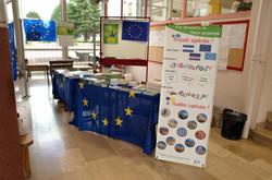 La Maison de l'Europe est présente sur un stand !