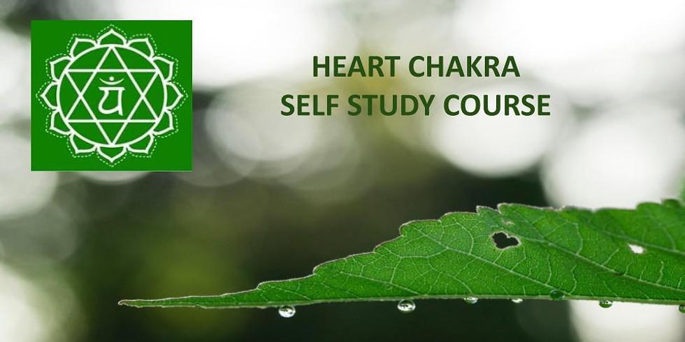 Heart Chakra Course HEART DAY SALE