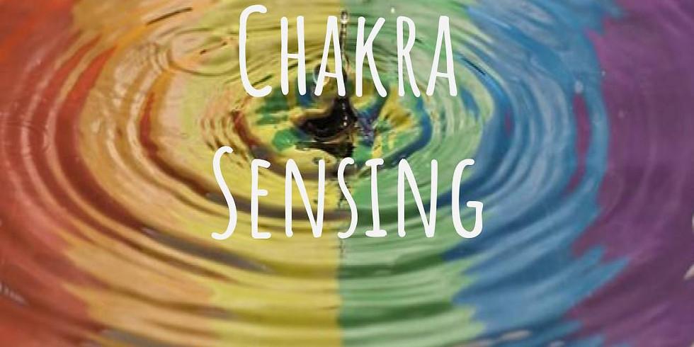 Chakra Sensing