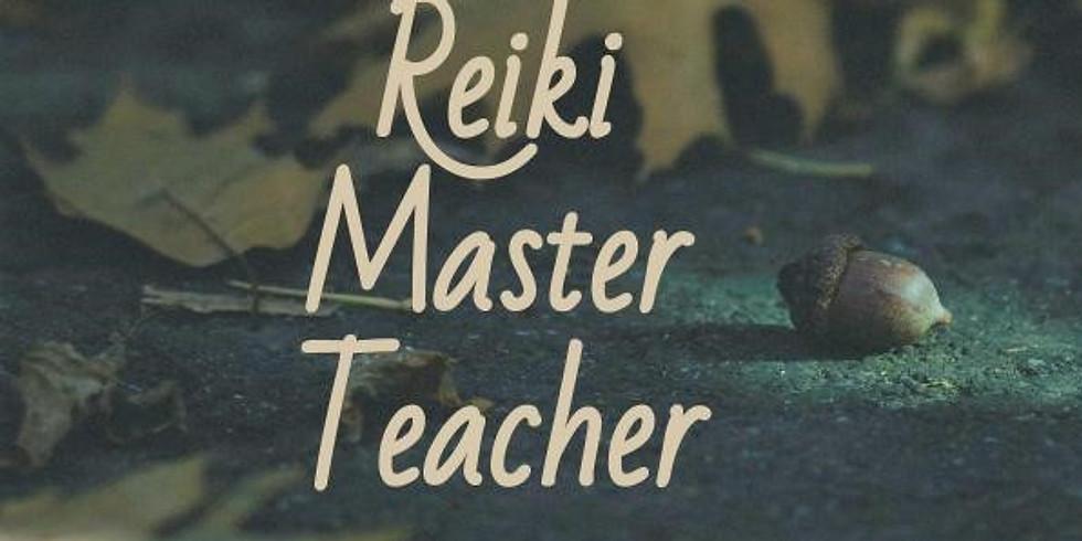 Reiki Master Teacher Certification Class
