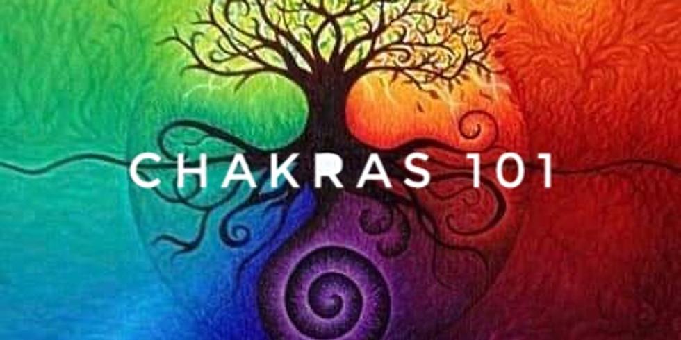 Sanctuary Chakras 101 Certification