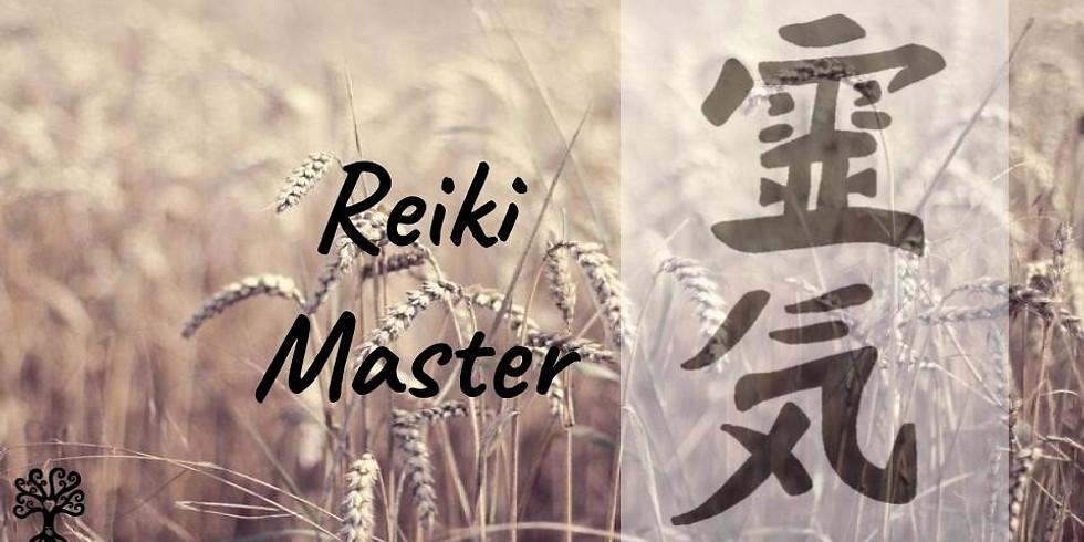 Reiki Master Certification Class