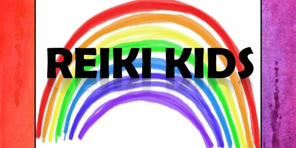 Reiki Kids Class