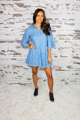 Joanie Denim Dress