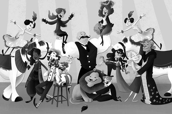 Laura Wood Poppy Pym illustration by Beatrice Bencivenni