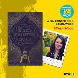 A sky Painted Gold YA Book Prize