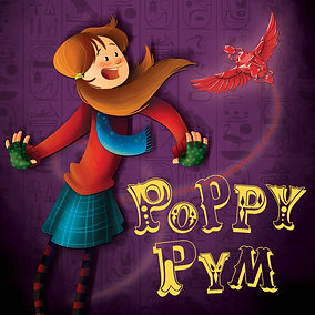 Poppy Pym art work by Beatrice Bencivenni and Samuel Perrett