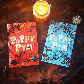 Poppy Pym by Laura Wood