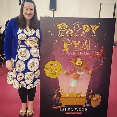 Laura Wood Poppy Pym