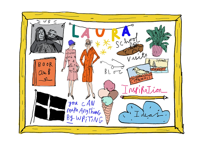 Laura Wood Pinterest