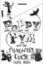 Poppy Pym opening page art work by Beatrice Bencivenni and Samuel Perrett