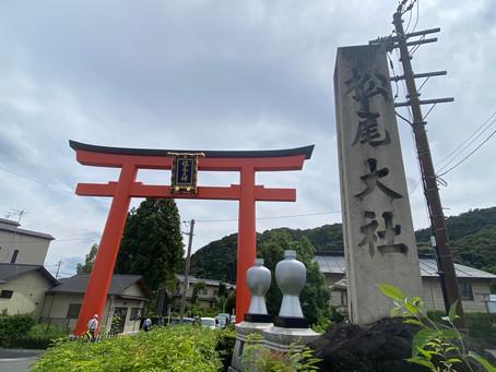 松尾大社と梅宮大社 2020.6