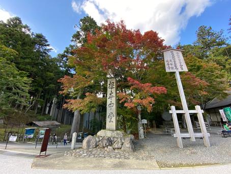 坂本周辺と比叡山延暦寺 2020.10
