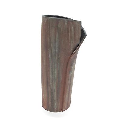 Into the Woods 2(Slab Built Vase 02)