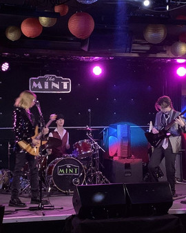 What a great night at The Mint. #rock #m