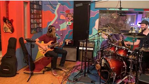Tim and Ben recording 2020.JPEG