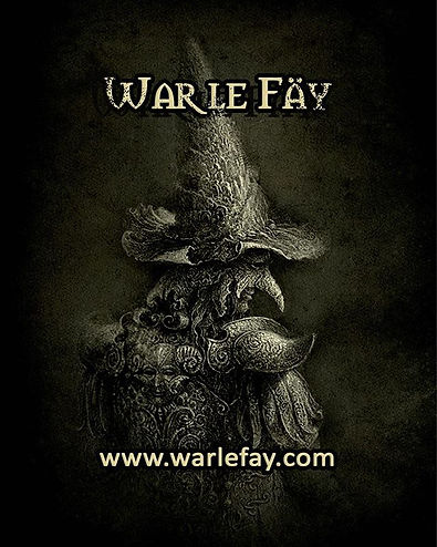 War le Fäy web site www.warlefay.com mus