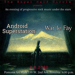 We Rock Tonight!!! Android Superstation