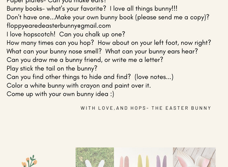 """Getting you out of a """"Bunny Situation"""""""