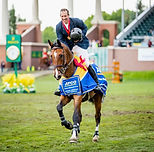 Andy Kocher and Carollo win the Quee Elizabeth Cup