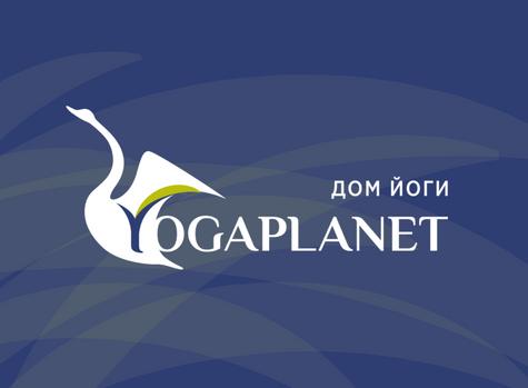 Что означает лебедь в логотипе YOGAPLANET?