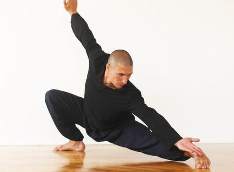 Хатха йога с Александром Ивановым. Вводный курс
