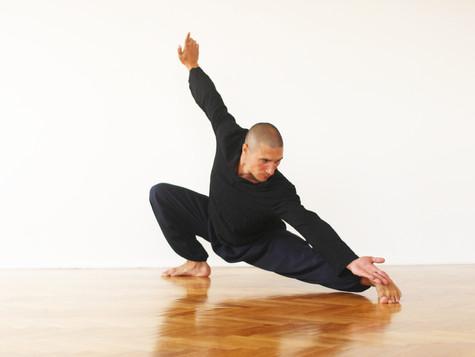 Хатха йога с Александром Ивановым. Набираем группу на январский курс