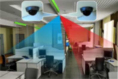 Монтаж видеонаблюдения для офисов, магазинов , банков